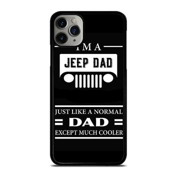 JEEP DAD QUOTE iPhone Case Cover