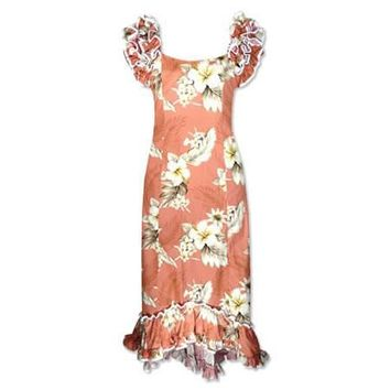 petal hawaiian meaaloha dress