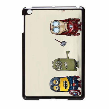 Despicable Me Minion Funny Avenger iPad Mini Case