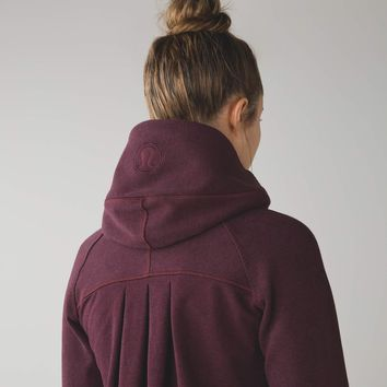 pleat to street hoodie | women's hoodies | lululemon athletica