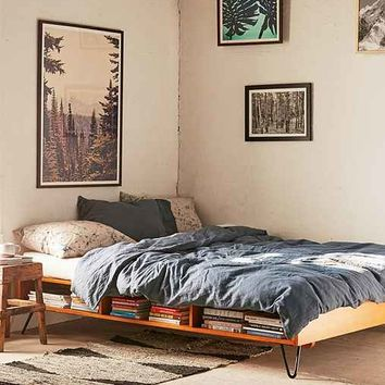 Border Storage Bed