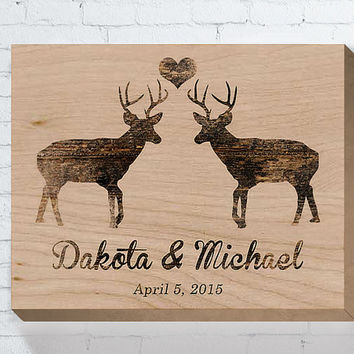 Wedding Wood Sign,Personalized Wedding Gift,Wedding Gifts For Couple,Bridal Shower Gift,Engagement Gift,Anniversary Gift,Housewarming Gift