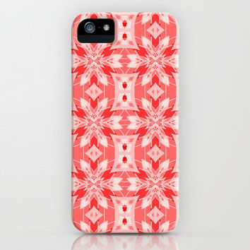 Modern Poinsettia  iPhone Case by Lisa Argyropoulos   Society6
