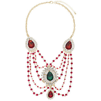 Grand Mughal Rubies Necklace