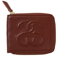 Double S Zip Wallet