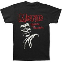 Misfits Men's  Legacy Of Brutality T-shirt Black