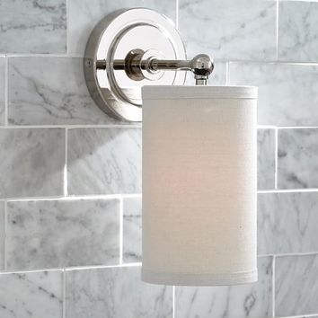 CASWELL SINGLE APOTHECARY SCONCE