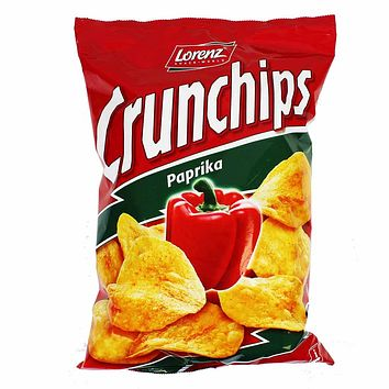 Lorenz Paprika Crunchips, 6.1 oz (175 g)