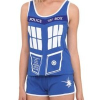 Doctor Who TARDIS Sleep Set