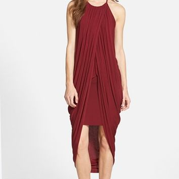 Women's Bailey 44 'Day Lily' Drape Front Dress,