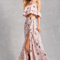 Flowy Floral Cami & Skirt Set