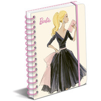 "MIDNIGHT MISCHIEF"" BARBIE® DOLL Polypro Journal"