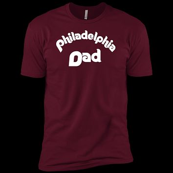 Philadelphia Dad Premium Short Sleeve T-Shirt