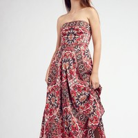 Free People Erin's Printed Maxi Dress