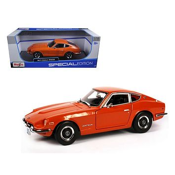 1971 Datsun 240Z 1:18 Diecast Model Car by Maisto