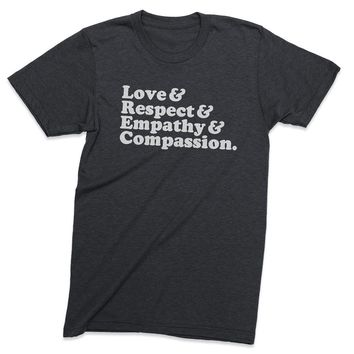 Respect & Empathy - 100% net proceeds to Planned Parenthood