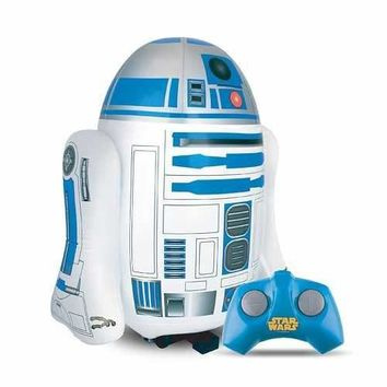 Star Wars R2D2 Remote Control Inflatable Toy Figure