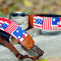 Jolly A. Camera Strap suits for DSLR / SLR with Quick Release Buckles