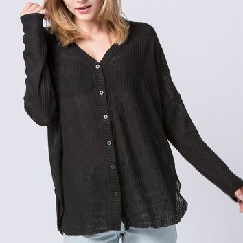 Can't Go Back Top - Black