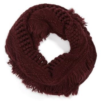 Capelli of New York Knit Infinity Scarf (Juniors) | Nordstrom