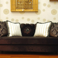 Designer Sofa by Couturelabel on Etsy