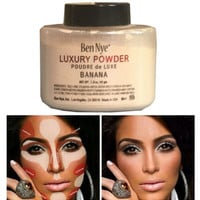 Foundation Beauty Makeup Banana Powder Gift