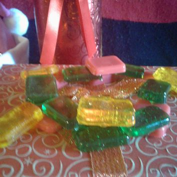 Hard Candy Cubes