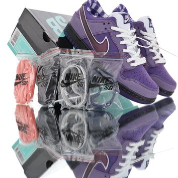 "Nike SB Dunk Low x Concepts ""Purple Lobster"""