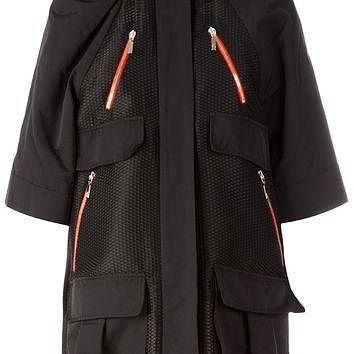 Moncler Gamme Rouge Pocket Parka Coat