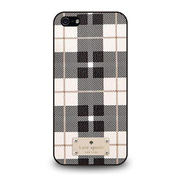 KATE SPADE HAWTHORNE iPhone 5 / 5S / SE Case Cover