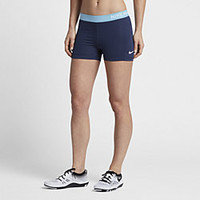 "The Nike Pro Women's 3"" Training Shorts."