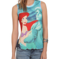 Disney The Little Mermaid Perfect Prince Girls Tank Top
