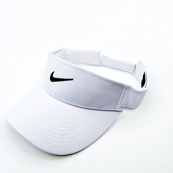 Nike Women Men Embroidery Sports Sun Hat Hip Hop Baseball Cap Hat
