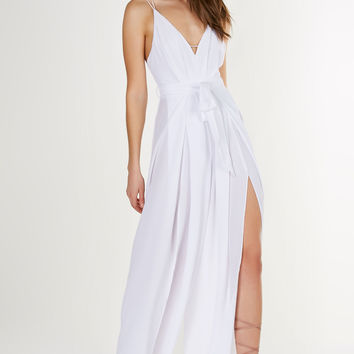 Clear Path Strappy Jumpsuit
