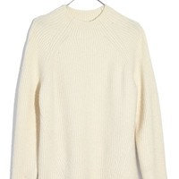 Madewell Northfield Mock Neck Sweater | Nordstrom