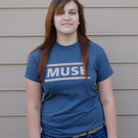 Muse Bleached T-shirt