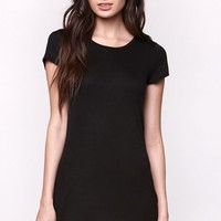 LA Hearts Knit T-Shirt Dress - Womens Dress
