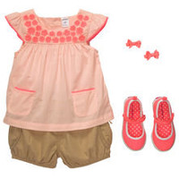 Baby Girl Shop The Look   Celebration Time Collection   Carter's