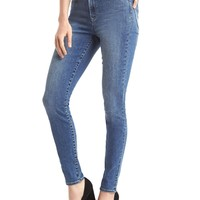 STRETCH 1969 true skinny high rise jeans | Gap