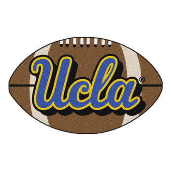 UCLA Bruins NCAA Football Floor Mat (22x35)