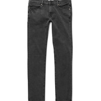 Frame - L'Homme Skinny-Fit Stretch-Denim Jeans