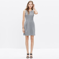 Verse Dress in Heather Grey