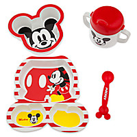 Mickey Mouse Feeding Set for Baby