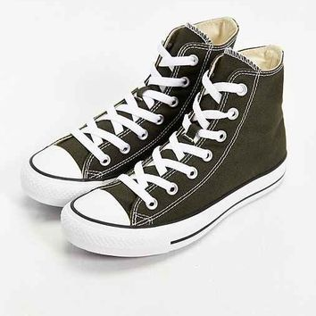 Converse Chuck Taylor All Star High-Top Sneaker- Olive