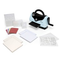 Sizzix Texture Boutique Embossing Beginner's Kit (Sand)