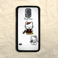 Hello Kitty Daryl Dixon Samsung Galaxy S5 Case