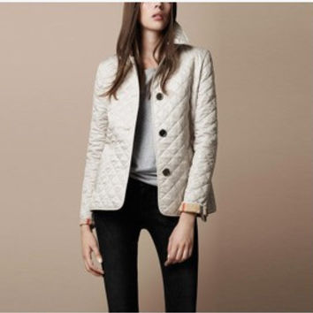 2015 winter and warm coat lapel big temperament slim breasted coat slim women [9272983172]