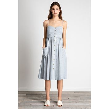 Sunday Brunch Midi Dress