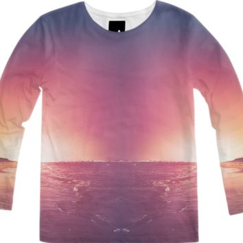 Summer - Long sleeve shirt created by HappyMelvin   Print All Over Me