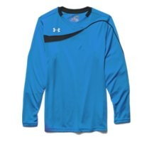 Under Armour Boys' UA Horizontal Goalkeeper Jersey